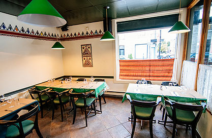 Restaurant Rites Berberes
